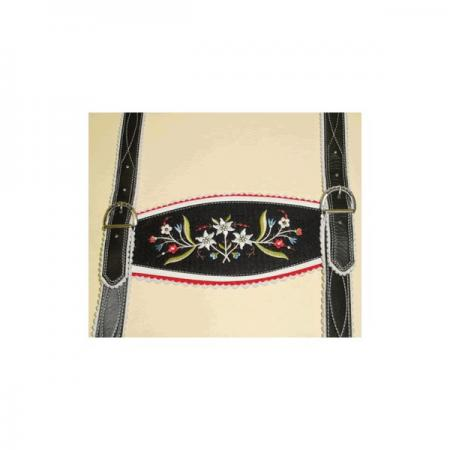 USA Made Triple Edelweiss Suspenders