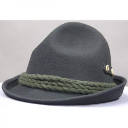 Alpine Hat Black-0