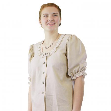 Greta blouse-Discontinued