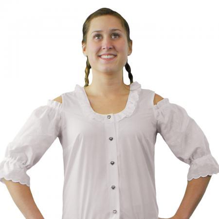 Helga blouse-Discontinued
