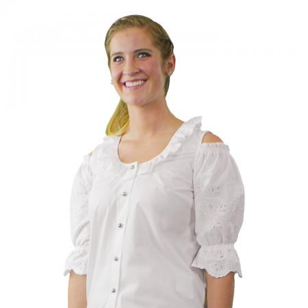 Inge Blouse-Discontinued