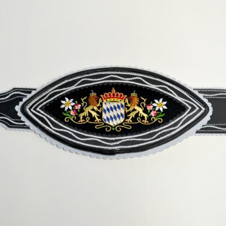 german crest belt