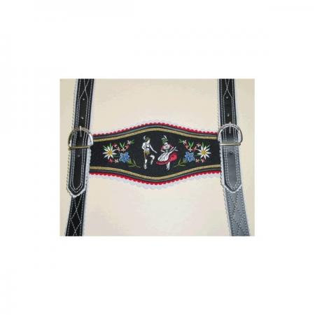 USA Made Dancing couple suspenders