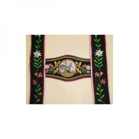 USA Made Auerhahn Wide Suspenders
