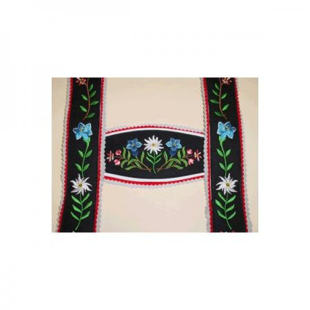 USA Made Enzian Wide Suspenders