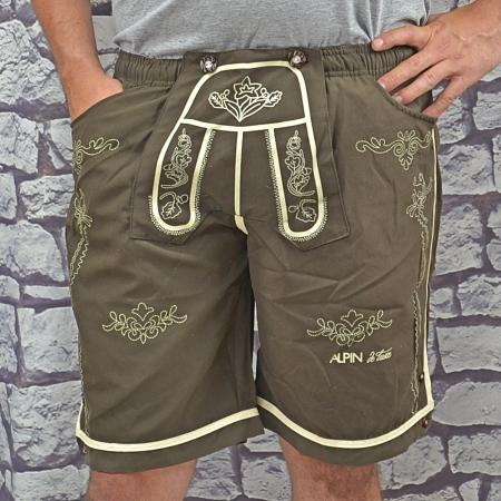 Lederhosen Swimming suit